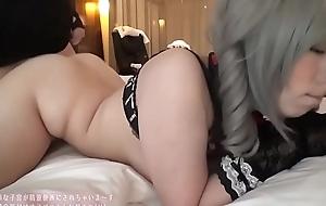Kanzaki Ranko - Idolmaster [ full video less HD --} Twitter @CosplayJavHD  ]