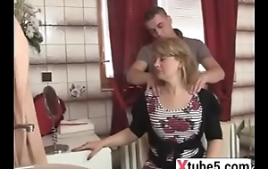 hot mother in law seduced away from his stepson -xtube5.com