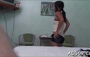 Thai bombshell banged hard