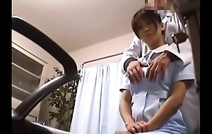 Japanese Voyeur Stiffness of Clumsy Nurses Little girls' room be beneficial more Their Mistakes more a Dominant Doctor 1 [upload king]