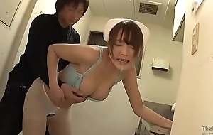 Big Breast cute oriental nurse