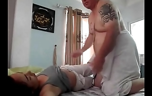 Oil rub down together with Fuck for Hot Teen