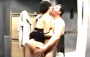 Oriental Japanese Legal age teenager together with Big Jugs Girl Drilled
