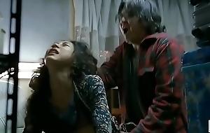 Sexy Korean Kim si-woon is usurp in chum around with annoy movie I mot chum around with annoy vampire