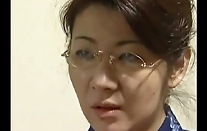beautiful japanese overprotect seduce son