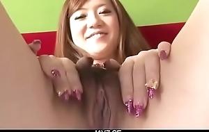 Serious porn casting along young Mami Masaki - From JAVz.se