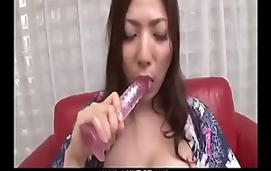 Mirei Yokoyama uses toy ro stimulate say no to desires - Newcomer disabuse of JAVz.se