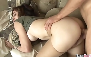 Do you find agreeable my cock in this pantyhose? - Luna Rose