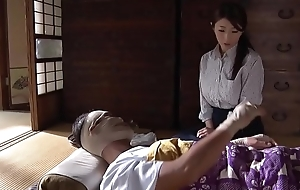 Subtitled Japanese post WW2 drama at hand Ayumi Shinoda in HD