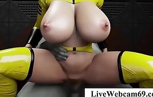 3D Hentai forced to fuck slave Whore -  LiveWebcam69.com