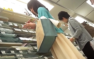 Japanese Upskirt with facet