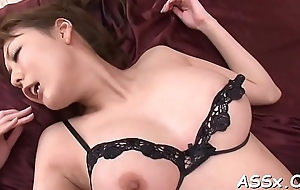 Hellacious and lusty eastern anal play