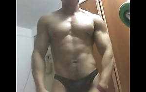 asian hunk wank