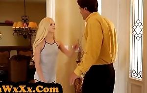 WaWxXx.Com -  Elsa Jean Makes Stepdad her Daddy!