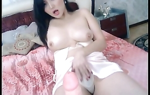 girl asian cumming in the matter of playing cam and herself - Sexxxywebcamgirls.com