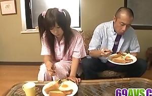 Shino Nakamura gorgeous wife fucked on high webcam