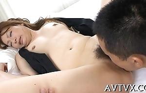 Kinky japanese enslavement lovemaking