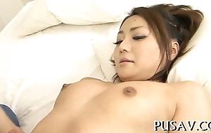 Japanese unladylike gets a firm fuck