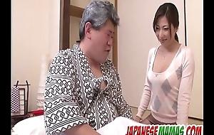 Asian milf Mirei Yokoyama loves partnership such tasty dig up