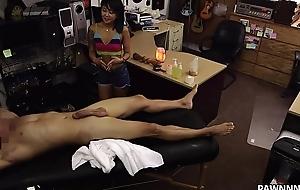 Asian massages everywhere a lift ending - XXX Ratchet