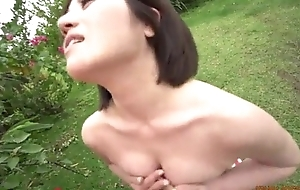 Original cock riding sex with Minami Asano