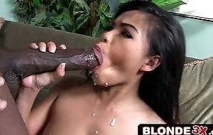 Interracial Monster Cock Jizz flow Compilation #3 Asphyxia Noir, Bridgette B