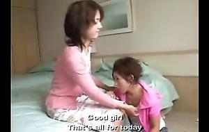 098 Spanking Schoolgirl in Mom'_s Bedroom