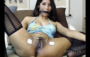 Hot oriental fur pie webcam blear