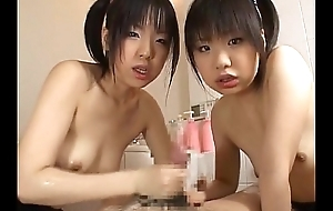 Airi and  Meiri They Were My Girlfriends Sprightly Movie Jp