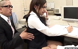 Little one Shino getting her soaking pussy and bore toyed