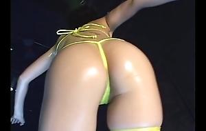 HGD Lam out of here Sexy Dance Vol.1 - Natsumi Aizawa-FX