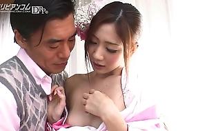 Kaori Maeda - Beautiful Japanese Dressing-gown Girl