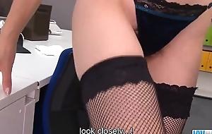 Subtitles - Beautiful Maki Hojo fucked enduring in assignation