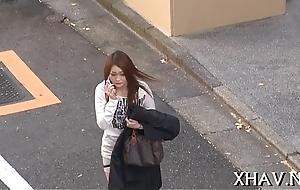 Japanese harlots plays all round self