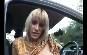 sega in macchina