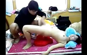 amateur chinese couple sex not susceptible webcam