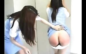 047 Office Lady'_s Punishment - Spanking