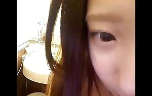 XXX asian girl selfshot