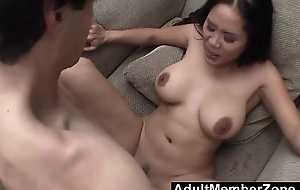 AdultMemberZone - Jessica Bangkok Group-fucked In the first place the Couch