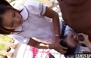 Japanese Teen Schoolgirl gets Fucked Porn