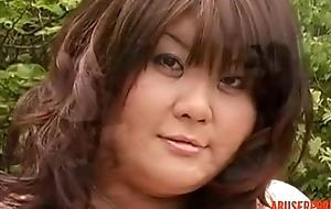 Oriental BBW: Bohemian Big Boobs &amp_ Oriental Porn Motion picture e1 - abuserporn.com