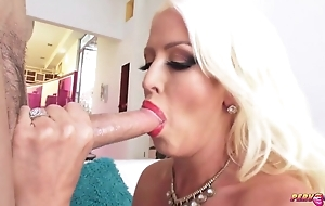 Thick XXX mature with massive tits and exasperation acquires anal