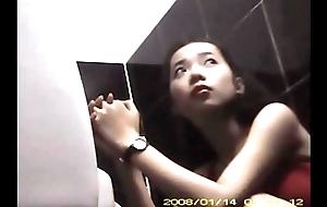 Hidden Camera WC Vietnam Compilation